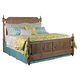 Kincaid Weatherford Westland Queen Poster Bed in Grey Heather