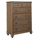 Kincaid Weatherford Hamilton Chest in Grey Heather 76-105