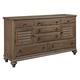 Kincaid Weatherford Ellesmere Dresser in Grey Heather 76-160