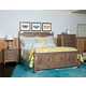 Kincaid Weatherford Westland Poster Bedroom Set in Grey Heather