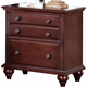 New Classic Spring Creek Nightstand in Tobacco 00-146-040
