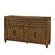 Broyhill Bethany Square™ Door Dresser in Brown 4930-232