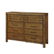 Broyhill Bethany Square™ Ten Drawer Chesser in Brown 4930-234