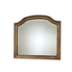 Broyhill Bethany Square™ Cove Dresser Mirror in Brown 4930-237