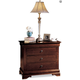Durham Furniture Lorraine Bedside Chest 1004-204