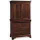 Durham Furniture Lorraine Bachelors Chest with Deck 1004-165/166