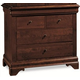 Durham Furniture Lorraine Bachelors Chest 1004-166