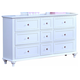 New Classic Megan Dresser in White 05-242-052