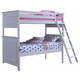 New Classic Megan Twin/Twin Bunk Youth Bed in White