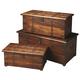 Butler Specialty Storage Trunk Set 3172290