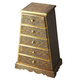 Butler Specialty Pyramid Design Accent Chest 1894290