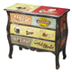 Butler Specialty Retro Artwork Accent Chest 3163290