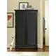 Universal Smartstuff Black & White Classic Wardrobe in Ebony 437B011
