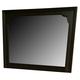 American Drew Casalone Rectangular Mirror in Dark Walnut 410-020