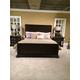 American Drew Casalone Panel Bedroom Set in Dark Walnut