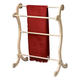 Butler Specialty Blanket Rack in Parchment 1934134