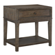 American Drew Park Studio Leg Nightstand in Light Oak 488-421