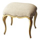 Butler Specialty Vanity Stool in Cream/Gold 2947221