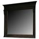 American Drew Manchester Court Crown Landscape Mirror in Tuscan Smoke 407-030