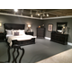 American Drew Manchester Court 4 Piece Panel Bedroom Set in Tuscan Smoke