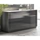 J&M Braga Dresser in Grey Lacquer 178671-D