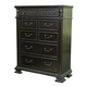 Samuel Lawrence Monarch 7 Drawer Chest in Rich Brown 8794-040 CLEARANCE