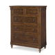 Legacy Classic Kids Big Sur 6 Drawer Chest in Saddle Brown 4920-2200