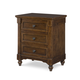 Legacy Classic Kids Big Sur 3 Drawer Nightstand in Saddle Brown 4920-3100