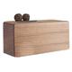 J&M Furniture Zaragoza Dresser in Walnut Veneer 17932121-D