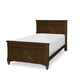 Legacy Classic Kids Big Sur Twin Highlands Panel Bed in Saddle Brown 4920-4103T