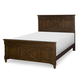 Legacy Classic Kids Big Sur Full Highlands Panel Bed in Saddle Brown 4920-4104F