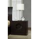 J&M Furniture Zen Nightstand in Black 1754428-NS