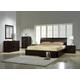 J&M Furniture Zen Platform Bedroom Set in Black
