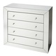 Butler Specialty Butler Loft Drawer Chest in Mirror 3199146