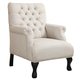 Coaster Accent Chair in White 902177
