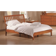 J&M Yorkshire Full Platform Bed in Chesapeake 17521-FC