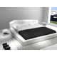 J&M Dream Queen Platform Bed in White 17835-Q