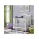 Universal Smartstuff Classics Crib in Summer White 131A310 CLOSEOUT