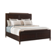 Lexington Furniture Kensington Place King Bennington Panel Bed in Brentwood 708-134C