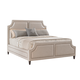 Lexington Furniture Kensington Place King Chadwick Upholstered Bed in Huntington 708-144C