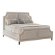 Lexington Furniture Kensington Place California King Chadwick Upholstered Bed in Huntington 708-145C