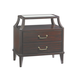 Lexington Furniture Kensington Place Trevor Tiered Nightstand in Brentwood 708-622