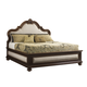 Tommy Bahama Kilimanjaro Barcelona Queen Panel Bed in Chestnut Brown 552-133C