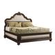 Tommy Bahama Kilimanjaro Barcelona King Panel Bed in Chestnut Brown 552-134C