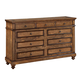 ACME Arielle Drawer Dresser in Rich Oak 24445