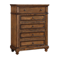 ACME Arielle 5-Drawer Chest in Rich Oak 24446