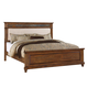 ACME Arielle California King Panel Bed in Rich Oak 24434CK