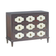 Lexington Furniture Kensington Place Winslow Mirrored Hall Chest in Brentwood 708-973