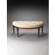 Butler Specialty Masterpiece Demilune Bench 1120101