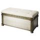 Butler Specialty Masterpiece Storage Bench in Mirror Finish 1127146